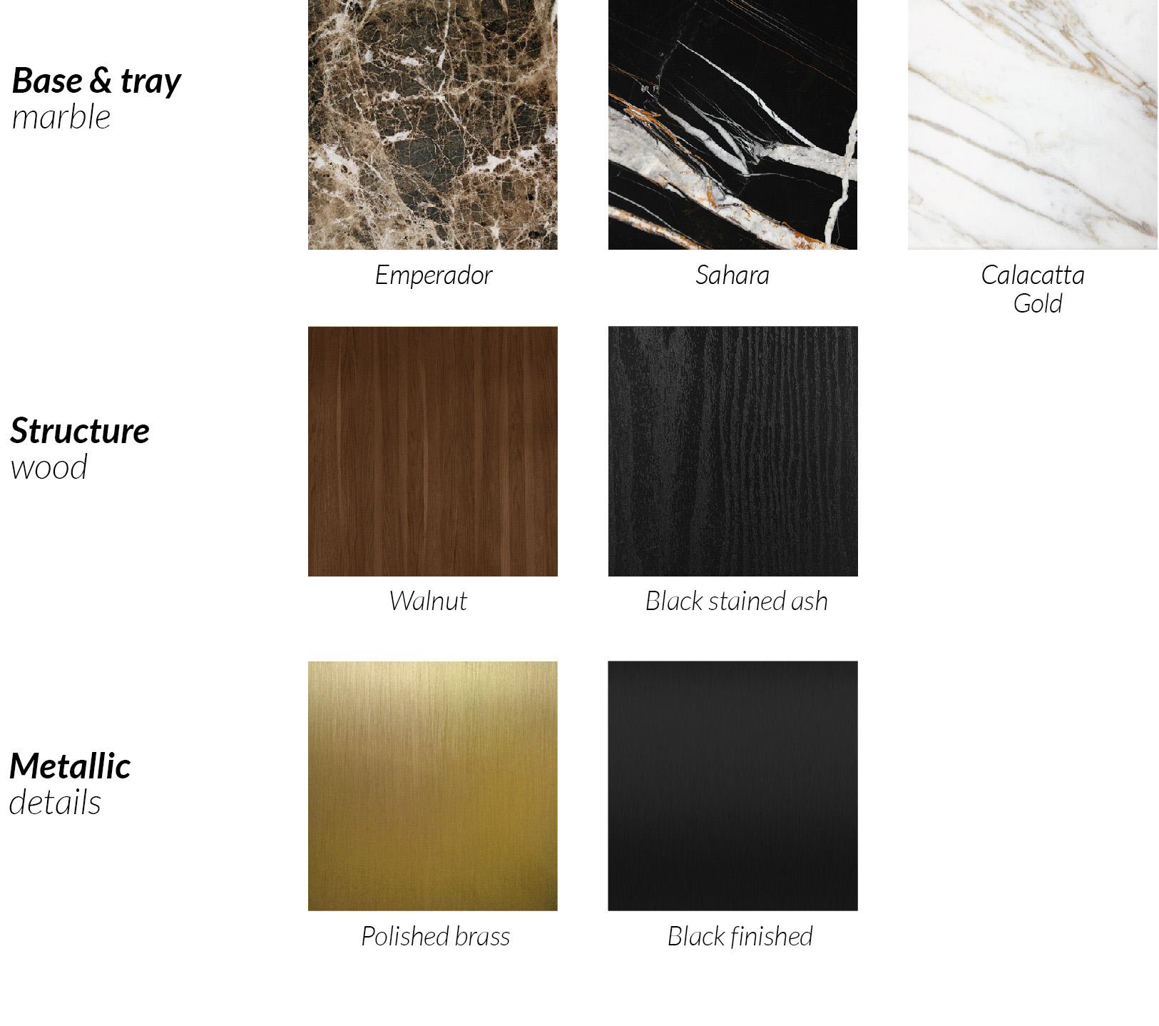 TOWEL STAND - Materials - NomonHome